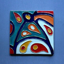 Azulejo Aresta - Desenhos Contemporâneo