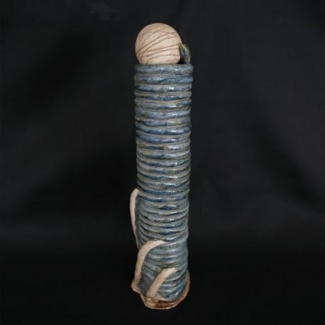 Columbina Tubular com Esfera