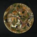 Prato Geométrico Homem